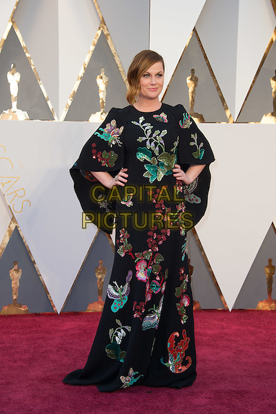 Amy Poehler arrives at The 88th Oscars&reg; at the Dolby&reg; Theatre in Hollywood, CA on Sunday, February 28, 2016.<br /> *Editorial Use Only*<br /> CAP/PLF<br /> Supplied by Capital Pictures