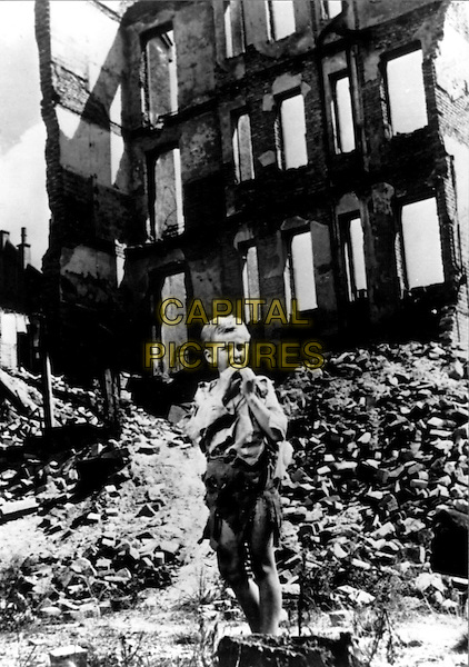 Germany Year Zero (1948) <br /> (Germania anno zero)<br /> *Filmstill - Editorial Use Only*<br /> CAP/KFS<br /> Image supplied by Capital Pictures