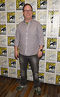 SAN DIEGO COMIC-CON© 2019: 20th Century Fox Television and Hulu's Solar Opposites Co-Creator/Executive Producer Mike McMahan during the SOLAR OPPOSITES press room on Friday, July 19 at the SAN DIEGO COMIC-CON© 2019. CR: Frank Micelotta/20th Century Fox Television