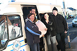 Donations for Flood Victims...Photo NEWSFILE/Jenny Matthews.(Photo credit should read Jenny Matthews/NEWSFILE)....This Picture has been sent you under the condtions enclosed by:.Newsfile Ltd..The Studio,.Millmount Abbey,.Drogheda,.Co Meath..Ireland..Tel: +353(0)41-9871240.Fax: +353(0)41-9871260.GSM: +353(0)86-2500958.email: pictures@newsfile.ie.www.newsfile.ie.FTP: 193.120.102.198.