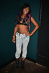 MIAMI, FL - JULY 19: Nisha Rocj Starr poses for picture backstage during the TD2CH Tour at The James L Knight Center on July 19, 2014 in Miami, Florida.  (Photo by Johnny Louis/jlnphotography.com)