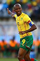 Samuel Eto'o of Cameroon