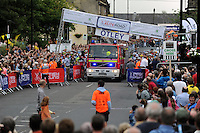 Picture by Bruce Rollinson/SWpix.com/Yorkshire Post - 02/07/2014 - Cycling - 2014 DM Keith Skoda Otley Cycle Races - Otley, Yorkshire, England<br />