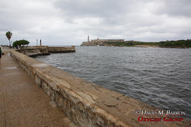El Morro View From Castillo de San Salvador de la Punta