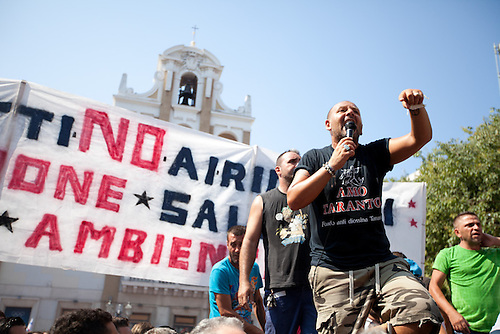 Taranto, Italy. August 2, 2012<br />
