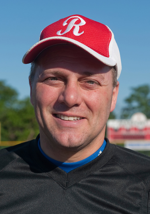 UNITED STATES - JUNE 15: Rep. Steve Scalise, R-La., poses during the Republicans' baseball practice at Four Mile Run Park in Alexandria, Va., on Wednesday morning, June 15, 2011. The Republicans will face off against the Democrats in the 50th Annual Congressional Baseball Game at Nationals Stadium in Washington on July 14, 2011. (Photo By Bill Clark/Roll Call)