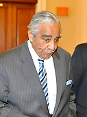 Washington, D.C. - October  7, 2009 -- United States Representative Charles Rangel (Democrat of New York), Chairman, U.S. House Ways and Means Committee, leaves his U.S. Capitol office after some meetings in Washington, D.C. on Wednesday, October 7, 2009..Credit: Ron Sachs / CNP.(RESTRICTION: NO New York or New Jersey Newspapers or newspapers within a 75 mile radius of New York City)