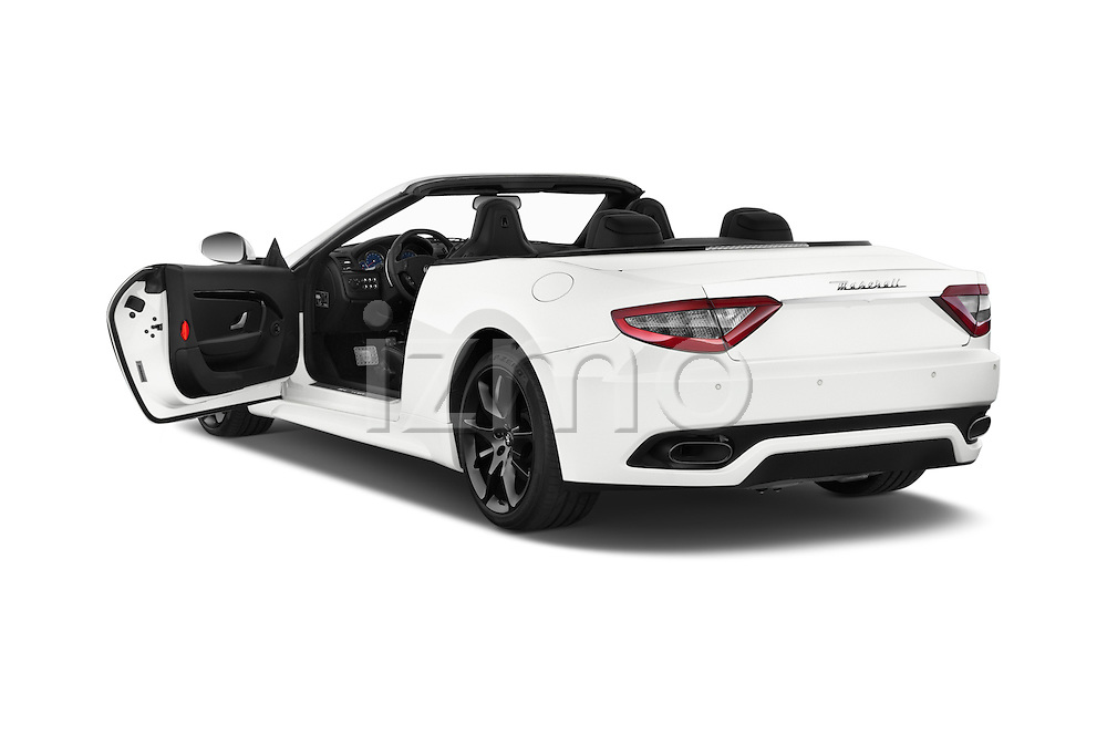 Car images of a 2014 Maserati GranTurismo Convertible Sport Door convertible Doors