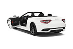 Car images of a 2017 Maserati GranTurismo Convertible Sport Door convertible Doors