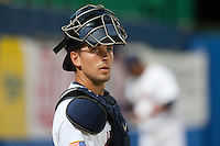 24 September 2009: Jason Castro of Team USA is seen prior to the 2009 Baseball World Cup final round match won 5-3 by Team USA over Cuba, in Nettuno, Italy.