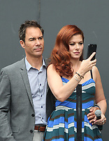 AUG 02 Will & Grace Start Of Production Kick-Off Event