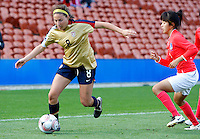 Vicki DiMartino (USA)..FIFA U17 Women's World Cup, USA v Korea Republic, Waikato Stadium, Hamilton, New Zealand, Sunday 9 November 2008. Photo: Renee McKay/PHOTOSPORT