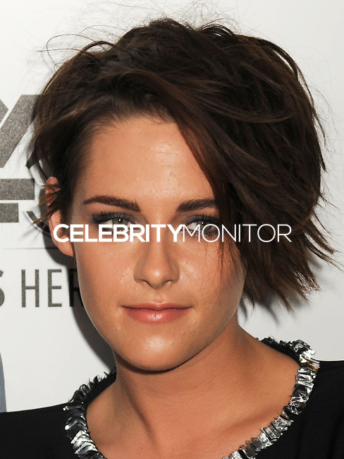 NEW YORK CITY, NY, USA - OCTOBER 08: Kristen Stewart arrives at the 52nd New York Film Festival - 'Clouds Of Sils Maria', 'Merchants Of Doubt' And 'Silvered Water' Premieres held at Alice Tully Hall on October 8, 2014 in New York City, New York, United States. (Photo by Celebrity Monitor)