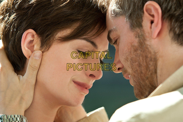 Anne Hathaway, Jim Sturgess<br /> in One Day (2011) <br /> (Un jour)<br /> *Filmstill - Editorial Use Only*<br /> CAP/NFS<br /> Image supplied by Capital Pictures