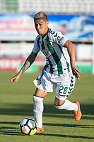 SETUBAL, PORTUGAL, 30.07.2017 - TAÇA CTT: V. SETUBAL x TONDELA - Willyan do V.Setubal durante a partida de futebol a contar para a 2ª fase da Taça da Liga CTT entre V. Setúbal e Tondela, no Estadio do Bonfim em Setubal, Portugal, nesse domingo 30. (Foto: Bruno de Carvalho / Brazil Photo Press)