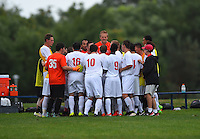 Mitchell MSoccer vs. Conn. College 9/6/2016