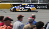 May 2, 2008; Richmond, VA, USA; NASCAR Sprint Cup Series driver Scott Wimmer during practice for the Dan Lowry 400 at the Richmond International Raceway. Mandatory Credit: Mark J. Rebilas-