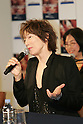 March 18, 2010 - Tokyo, Japan - English actress, director and singer Jane Birkin attends the French Film Festival 2010 press conference at Roppongi Hills on March 18, 2010 in Tokyo, Japan. (Laurent Benchana/Nippon News)