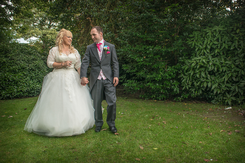 An image from Xenia & David's Wedding Day