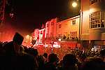 Bonfire Parade in Lewes - Guy Fawkes Night