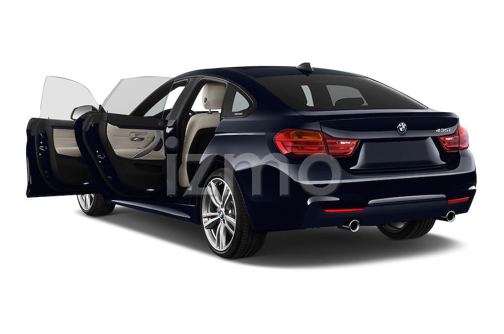 Car images of 2015 BMW 4 Series 435i Gran Coupe 5 Door Hatchback Doors