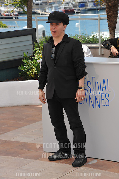 Director Olivier Dahan at the photocall for his movie &quot;Grace of Monaco&quot; at the 67th Festival de Cannes.<br /> May 14, 2014  Cannes, France<br /> Picture: Paul Smith / Featureflash