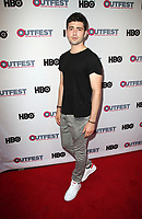 """LOS ANGELES, CA- Ian Nelson, At 2017 Outfest Los Angeles LGBT Film Festival - Closing Night Gala Screening Of """"Freak Show"""" at The Theatre at Ace Hotel, California on July 16, 2017. Credit: Faye Sadou/MediaPunch"""