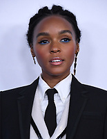 "08 April 2019 - Westwood, California - Janelle Monae. ""Little"" Los Angeles Premiere held at Regency Village Theater. Photo Credit: Birdie Thompson/AdMedia"