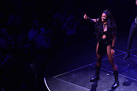 Brooklyn, NY - June 26, 2019: R&B singer Ciara performs during the opening ceremony for NYC World Pride at the Barclays Center in Brooklyn, New York June 26, 2019.  (Photo by Don Baxter/Media Images International)