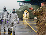 09.03.2018, Salisbury; UK: RUSSIAN SPY POISONED<br />