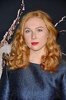 "LOS ANGELES, USA. October 30, 2019: Molly Quinn at the US premiere of ""Doctor Sleep"" at the Regency Village Theatre.<br /> Picture: Paul Smith/Featureflash"