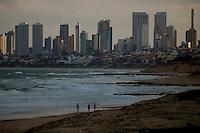 Natal_RN, Brasil...Na foto, a praia de Ponte Negra em Natal, Rio Grande do Norte...Ponta Negra beach in Natal, Rio Grande do Norte...Foto: LEO DRUMOND / NITRO