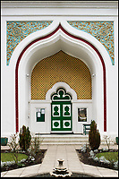 BNPS.co.uk (01202 558833)<br /> Pic: HistoricEngland/BNPS<br /> <br /> Shah Jahan Mosque - Britain's first purpose built mosque built in Woking in 1889<br /> <br /> A new book from Historic England reveals the spread of Mosque building across Britain.<br /> <br /> The book provide a fascinating insight into the diversity of Britain's 1,500 mosques.<br /> <br /> They range from humble house conversions where small groups gather to magnificent purpose-built complexes which can accommodate thousands of worshippers.<br /> <br /> Architect Shahed Saleem, who has designed a mosque in Hackney, east London, has produced the first comprehensive overview of Islamic architecture on these shores in his new book, The British Mosque.