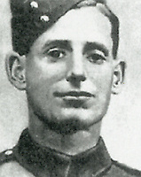 BNPS.co.uk (01202 558833)<br /> Pic:  Spink&Son/BNPS<br /> <br /> Lance Sergeant Arthur Evans  <br /> <br /> A Victoria Cross won by a soldier who swam across a river to single-handedly take out a German machine gun post has sold for £235,000.<br /> <br /> Lance Sergeant Arthur Evans crawled up behind the enemy position and shot the sentry and another soldier before making four more surrender.<br /> <br /> In the same mission he helped cover the withdrawal of a wounded British officer who had been peppered with machine gun fire.