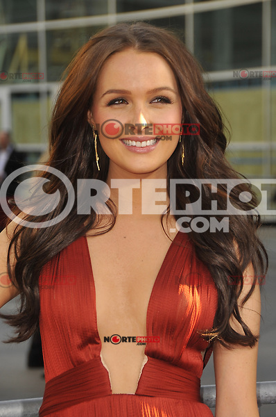 Camilla Luddington at HBO's 'True Blood' Season 5 Los Angeles premiere at ArcLight Cinemas Cinerama Dome on May 30, 2012 in Hollywood, California. © mpi35/MediaPunch Inc.