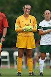 04 September 2015: William & Mary's Caroline Casey. The Wake Forest University Demon Deacons played the William & Mary University Tribe at Dail Soccer Field in Raleigh, NC in a 2015 NCAA Division I Women's Soccer game. The game ended in a 1-1 tie.