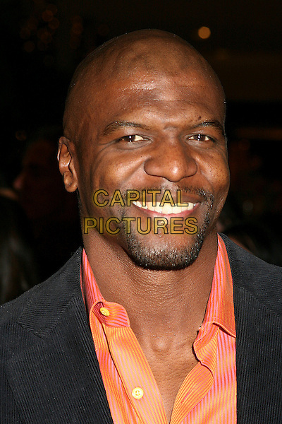 TERRY CREWS.The 8th Annual Family Television Awards at the Beverly Hilton Hotel, Beverly Hills, California, USA..November 29th, 2006.headshot portrait goatee facial hair.CAP/ADM/BP.©Byron Purvis/AdMedia/Capital Pictures