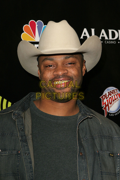 COWBOY TROY.2005 Radio Music Awards - Arrivals held at the Aladdin Hotel, Las Vegas, Nevada..December 19th, 2005.Photo: Zach Lipp/AdMedia/Capital Pictures.Ref: ZL/ADM.headshot portrait cowboy hat stetson stubble facial hair.www.capitalpictures.com.sales@capitalpictures.com.© Capital Pictures.