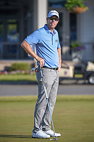 David Hearn (CAN) looks towards the first tee during Round 3 of the Zurich Classic of New Orl, TPC Louisiana, Avondale, Louisiana, USA. 4/28/2018.<br /> Picture: Golffile | Ken Murray<br /> <br /> <br /> All photo usage must carry mandatory copyright credit (&copy; Golffile | Ken Murray)