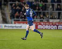 8th November 2019; AJ Bell Stadium, Salford, Lancashire, England; English Premiership Rugby, Sale Sharks versus Coventry Wasps; Simon Hammersley of Sale Sharks is yellow carded after just 6 minutes of the game against Wasps - Editorial Use