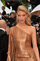"CANNES, FRANCE. May 18, 2019: Martha Hunt at the gala premiere for ""The Most Beautiful Years of a Life"" at the Festival de Cannes.<br /> Picture: Paul Smith / Featureflash"