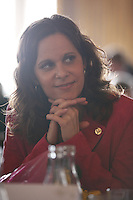 Seminarium om ungt värdebaserat ledarskap på Slottet med Scouterna och Kungen och Kofi Annan. 2010-04-28.