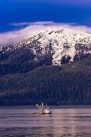 Fishing boat, Wrangell, Southeast Alaska USA