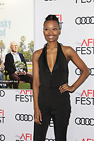 "LOS ANGELES - NOV 10:  Ashleigh LaThrop at the AFI FEST 2018 - ""The Kaminsky Method"" at the TCL Chinese Theater IMAX on November 10, 2018 in Los Angeles, CA"