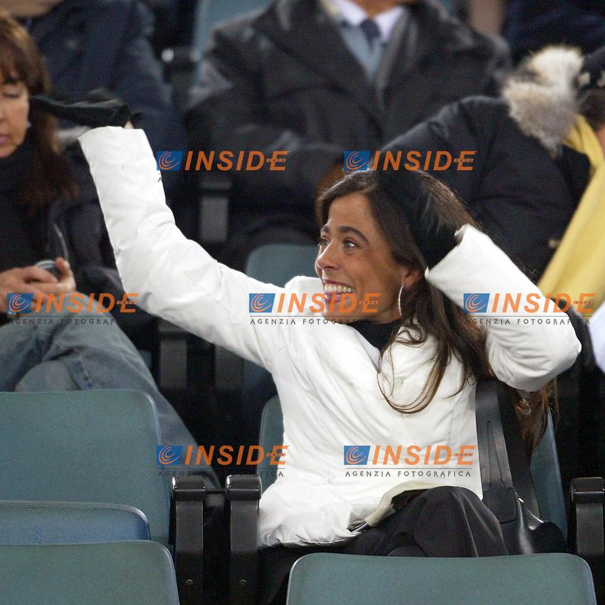 Roma 6/1/2004 Roma - Milan 1-2<br /> Cristina Sensi (Roma)<br /> Photo Andrea Staccioli / Insidefoto