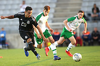 Jairo Torres of Mexico in action during Republic Of Ireland Under-21 vs Mexico Under-21, Tournoi Maurice Revello Football at Stade Parsemain on 6th June 2019