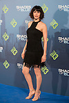 """Nerea Barros attends to the premiere of the new series of chanel Calle 13, """"Shades of Blue"""" at Callao Cinemas in Madrid. April 05, 2016. (ALTERPHOTOS/Borja B.Hojas)"""