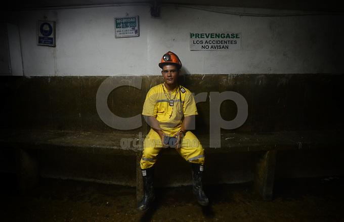 Mina Provindencia, Segovia, Antioquia, Colombia.