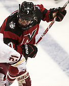 McKenna Brand (NU - 7) - The Boston College Eagles defeated the Northeastern University Huskies 2-1 to win the Beanpot on Monday, February 7, 2017, at Matthews Arena in Boston, Massachusetts.
