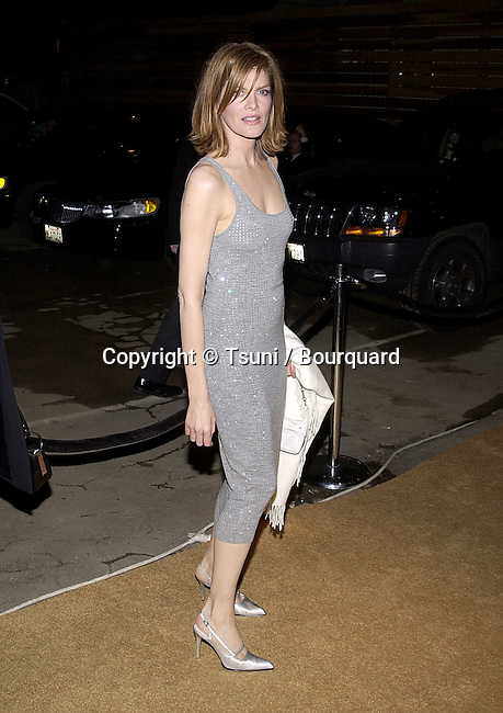 Rene Russo arriving at the dinner party for the store opening of TOD s    Diego Della 3a6b3397e2c